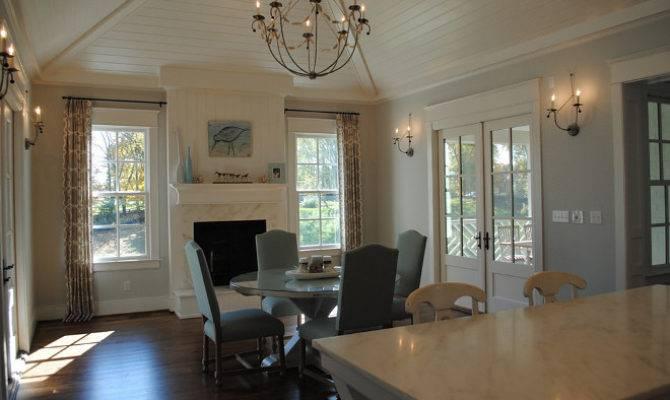 Classic Gambrel Home Coastal Interiors Bunch