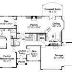 Classic House Plans Remmington Associated Designs
