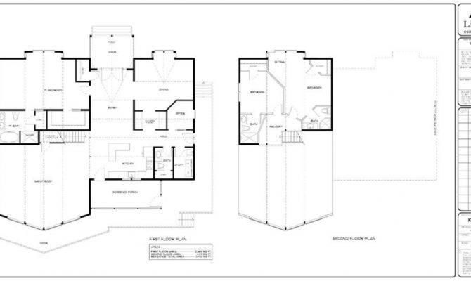 Classic Lindal Cedar Log Home Style Modern Building