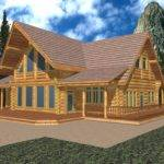 Classic Whistler Log Design Coast Mountain Homes