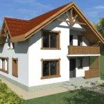 Classical House Plan