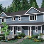 Clearwater Triplex Prefabricated Home Plans Winton Homes