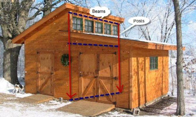 Clerestory House Plans Shed Have Linked Below Would