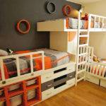 Clever Ways Fit Three Kids One Bedroom