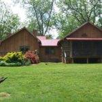Closed Dog Trot Cabin Cabins Cottages Pinterest