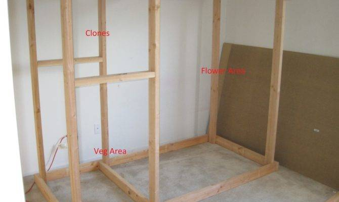 Closet Grow Room Design