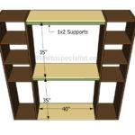 Closet Organizer Plans Howtospecialist Build Step