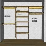 Closet Shelving Layout Design Toolbox Thisiscarpentry