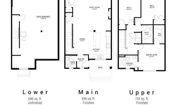 Coach Home Floor Plans House Design