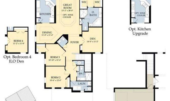 Coach House Floor Plans
