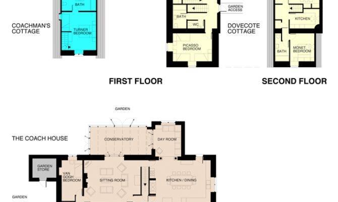 Coach House Properties Layout Floorplans