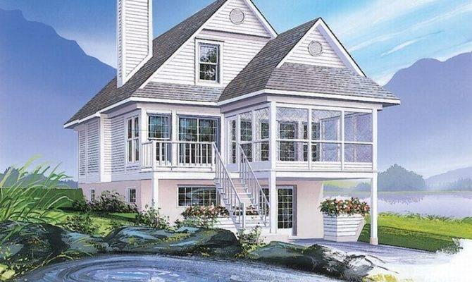 Coastal House Plans Smalltowndjs