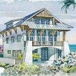 Coastal Living House Plans Plan