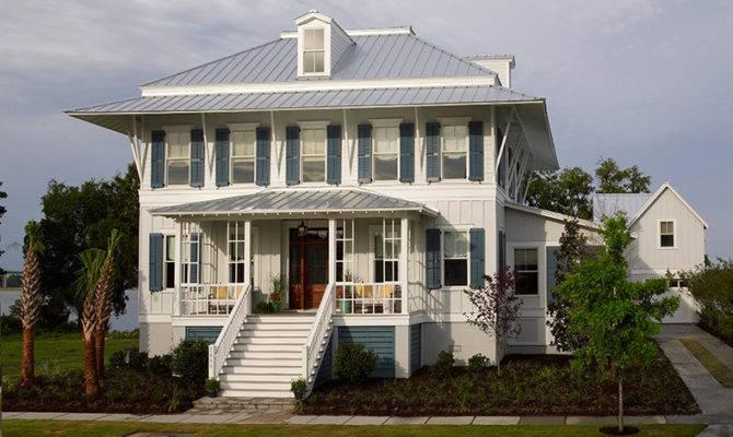 Coastal Living Showhouse Plan
