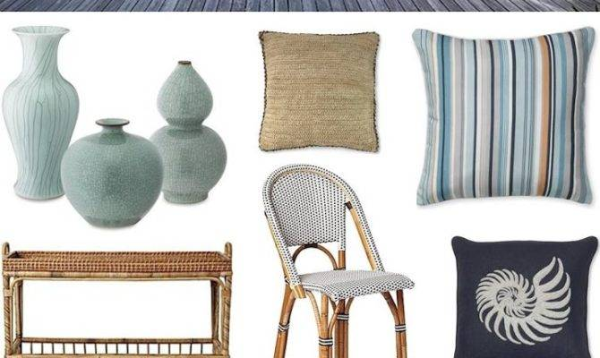 Coastal Style Hamptons Beach House Get Look