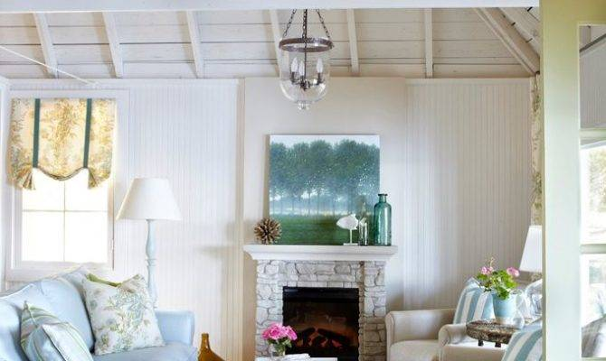 Coastal Style Relaxed Hamptons Living