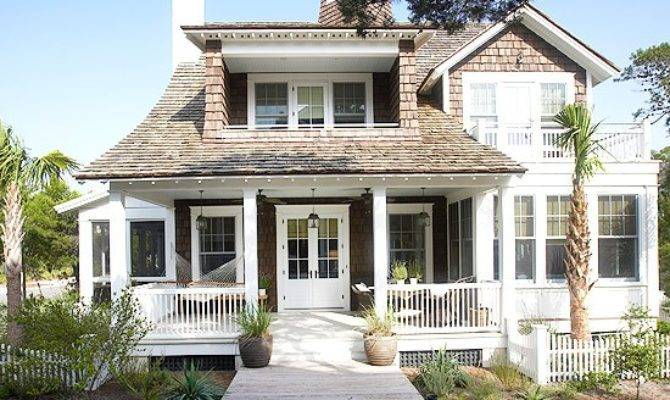 Coastal Style Rustic Charm Hamptons