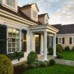 Cod Home Covered Portico Hgtv Dream Front Entrance