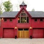 Collection Barn Style Garage Floor Plans Gambrel Roof Designs