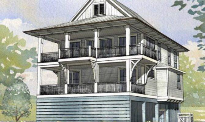 Collections Coastal Home Plans