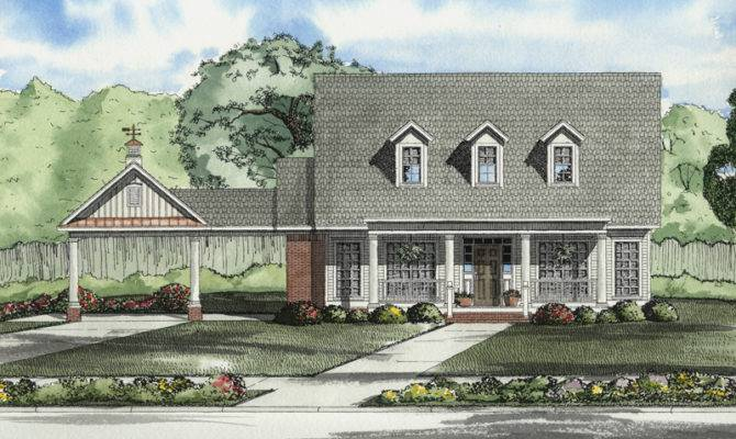 Collette Country Home Plan House Plans More