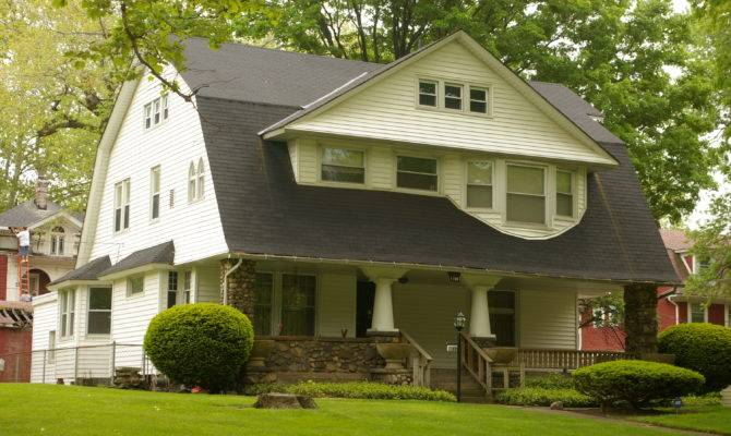 Colonial Farmhouse Porch Wrap Around Oregon