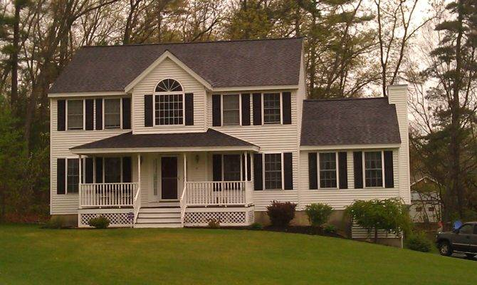 Colonial Front Porch Designs