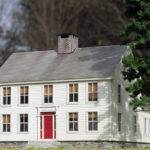 Colonial Georgian Home Kit Bollinger Edgerly Scale Trains