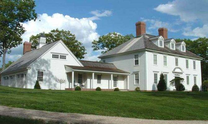 Colonial Home Plans Ideas Contemporary Design