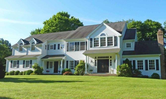 Colonial Homes Sale Westport Find Buy