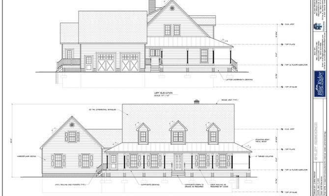 Colonial House Plan First Floor Master