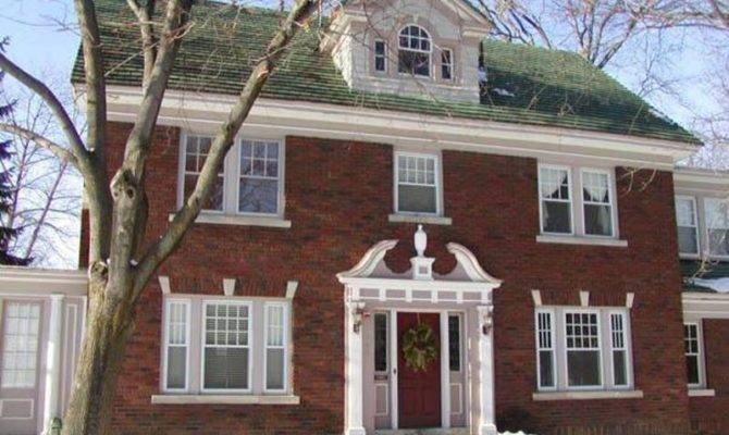 Colonial House Styles Revival