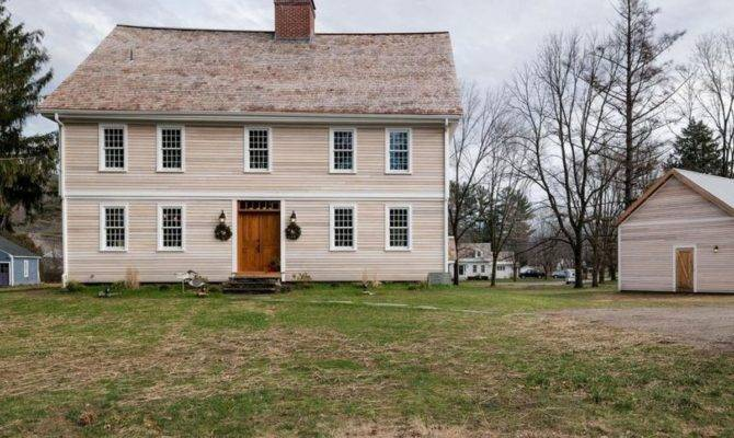 Colonial Houses Revolutionary War Connections