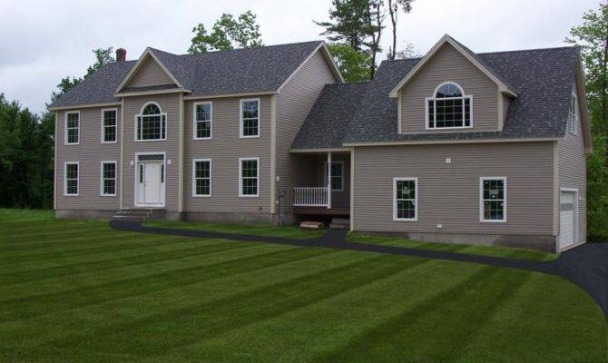 Colonial Modular Homes Maine New Hampshire