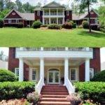 Colonial Plantation House Plan