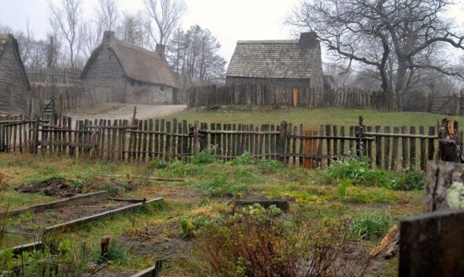 Colonial Quills Plimoth Plantation Walk History