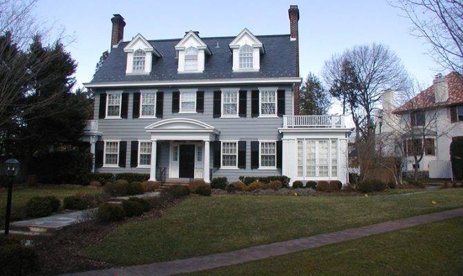 Colonial Revival Architecture Houses Facts History Guide