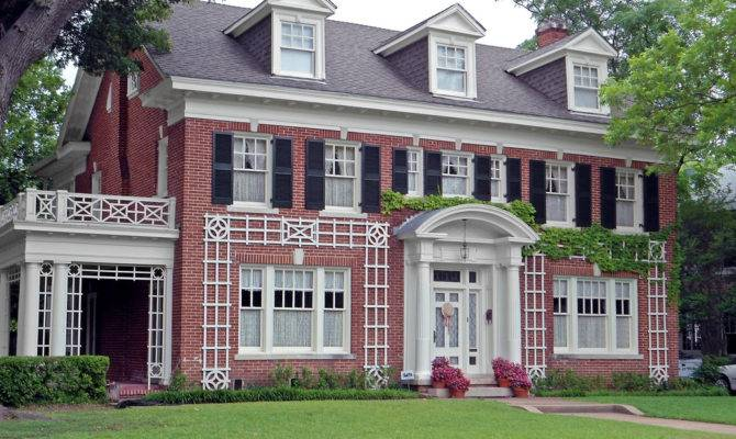 Colonial Style House Plans Three Centuries Refinement