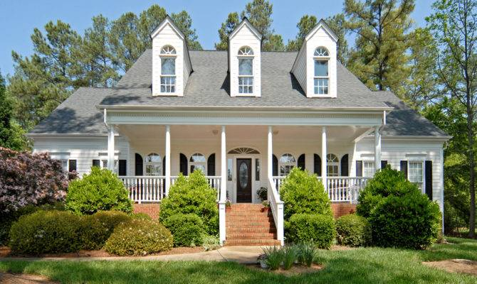 Colonial Style Modular Home
