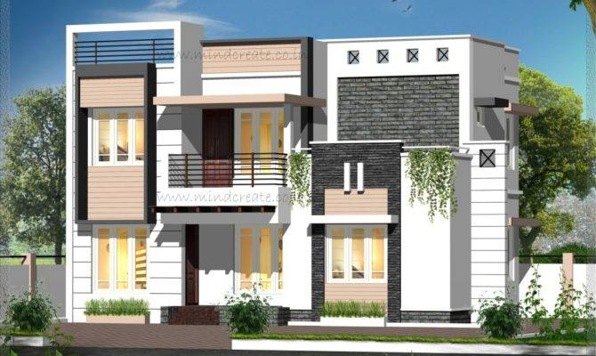Colonial Type Low Budget Home Plans Kerala Model