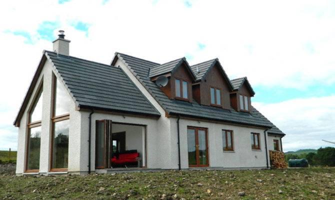 Colonsay Design Roy Homes Newbuild Main Seabreezes