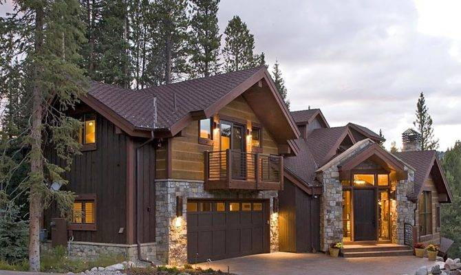 Colorado Custom Mountain Home Architects Bhh Partners