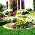 Colorado Front Yard Garden Landscape Victorian Lawn