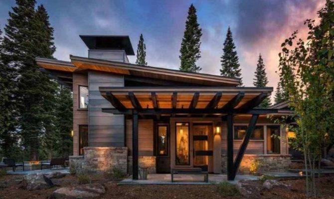 Colorado Mountain Home Plans Homes Floor