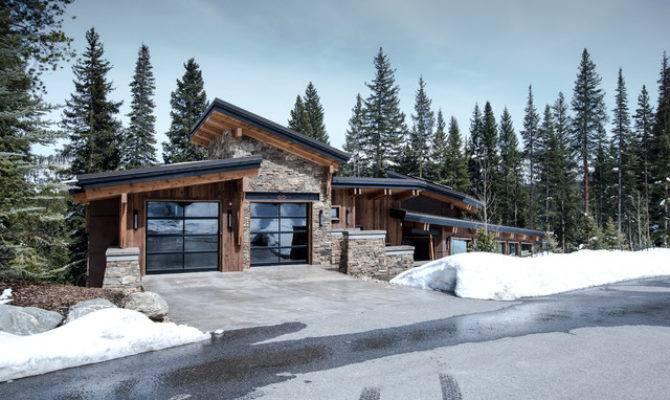Colorado Mountain Modern Style House