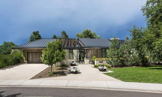 Colorado Ranch House Brilliant Indoor Outdoor Lifestyle