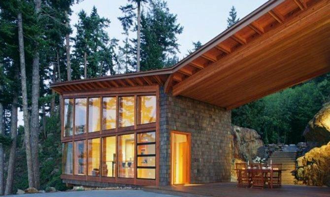 Combination Small House Architectural Design Ideas Architecture