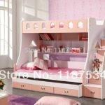 Combined Bunk Beds Children Bed