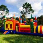 Combo Bounce Houses House Rentals Palm Beach