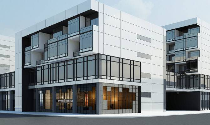 Commercial Building Exterior Design Joy Studio
